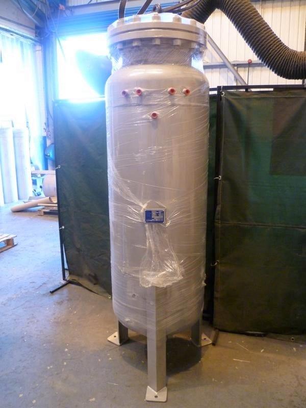 CPE-Pressure-vessels-stainless-steel-304-bio-gas