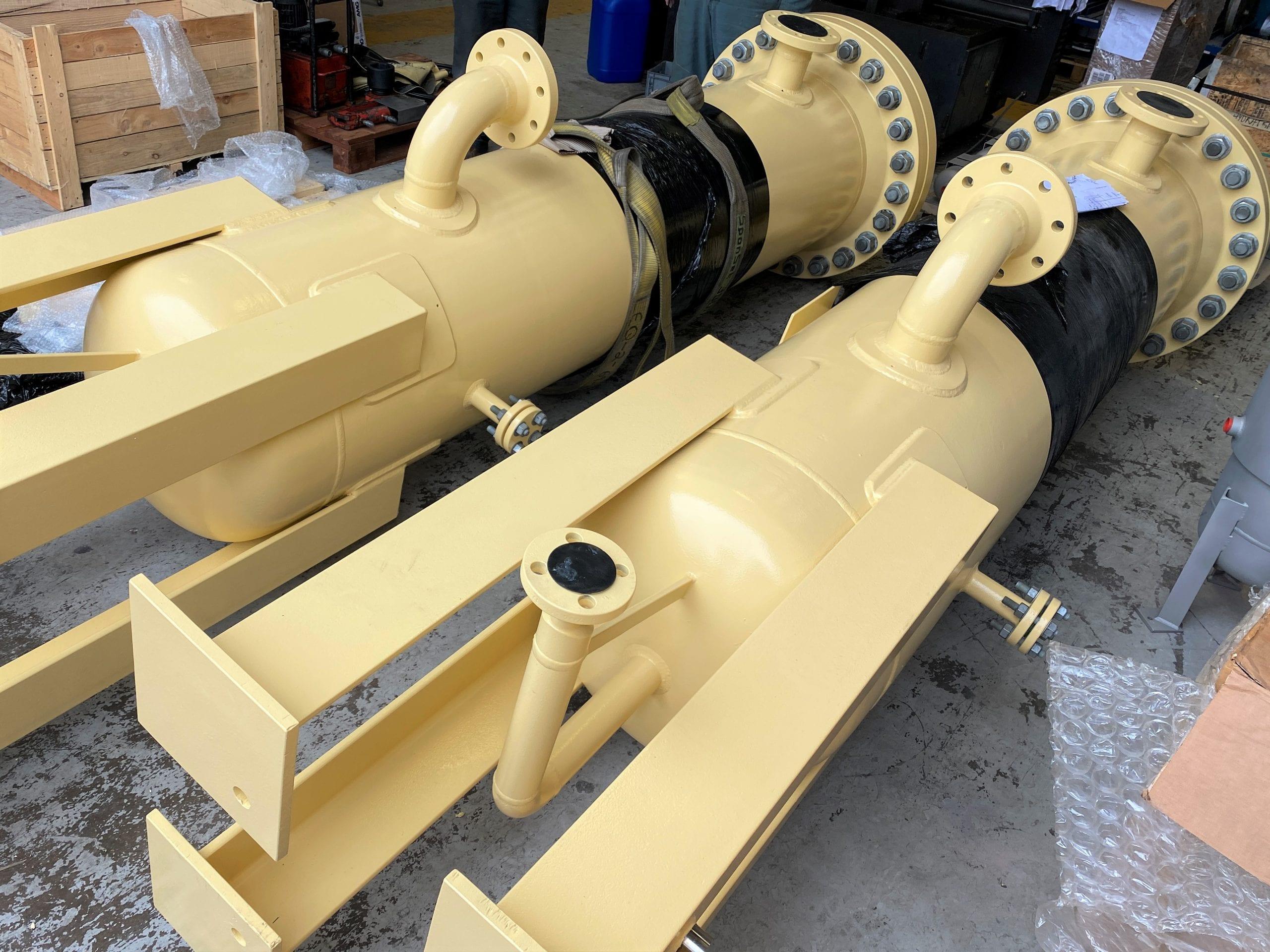 DNV Approved Filter Vessels - Carbon Steel