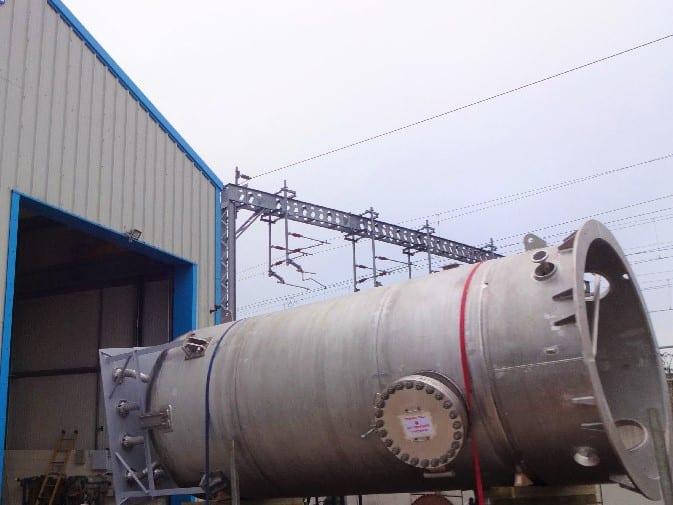 Super Duplex Seawater Reservoir-pressure-vessel-en13445-S32760-8