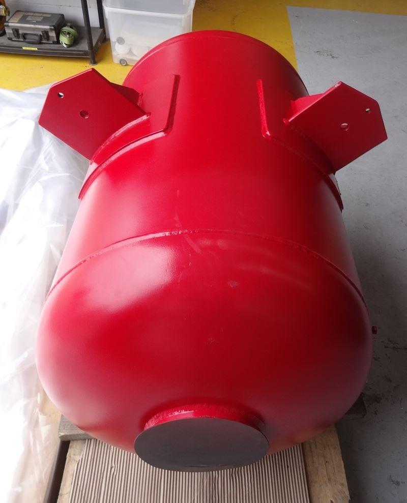 Carbon-Steel-Foam-Tank-Pressure-Vessel-UK-CPE-100-Gallon-Tank (2)