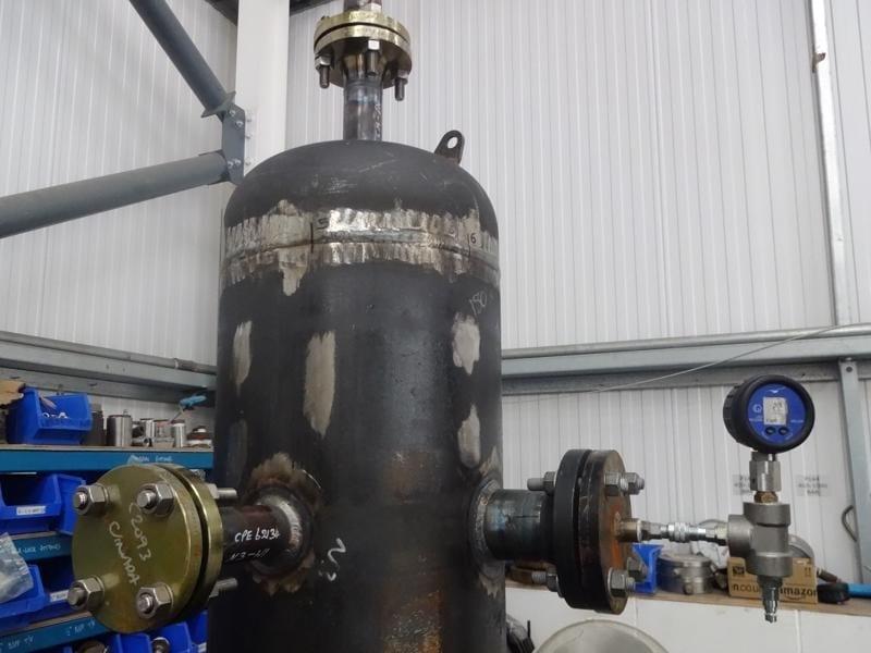 Carbon-steel-pressure-vessel-ASME-U- NR13