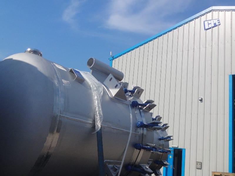 Sea Water Absorption Vessel - Duplex-1