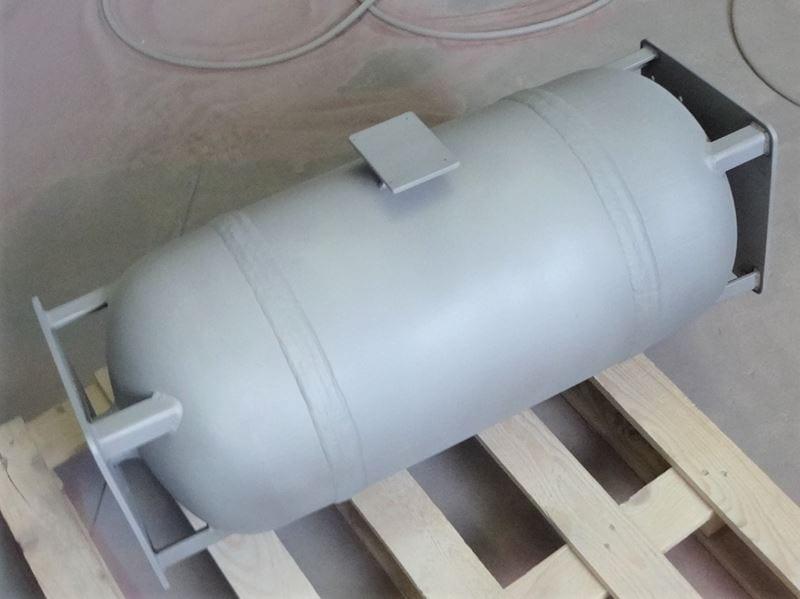 High-pressure-duplex-vessel-asme-pressurevessel-forging-astm182