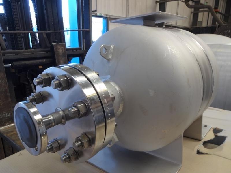 Norsok-grade-pressure-vessel-en13445