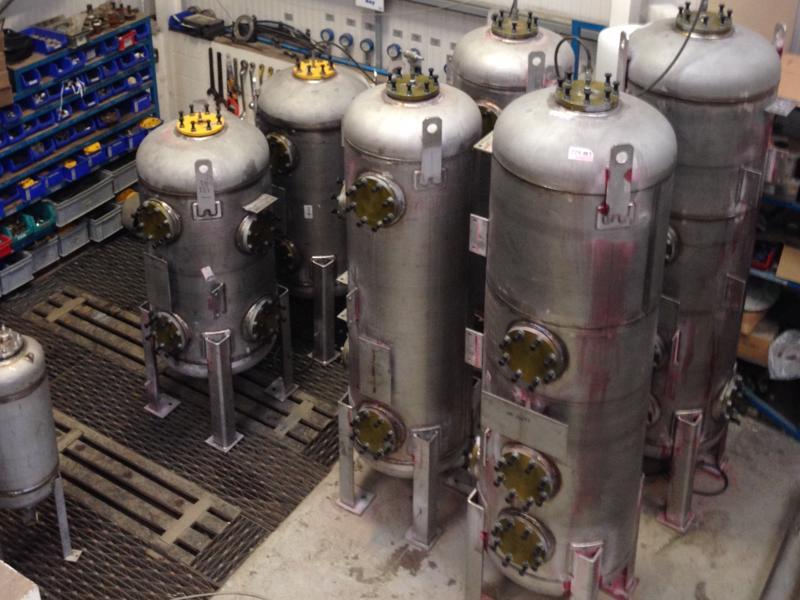 Pressure-test-pressure-vessel-super-duplex