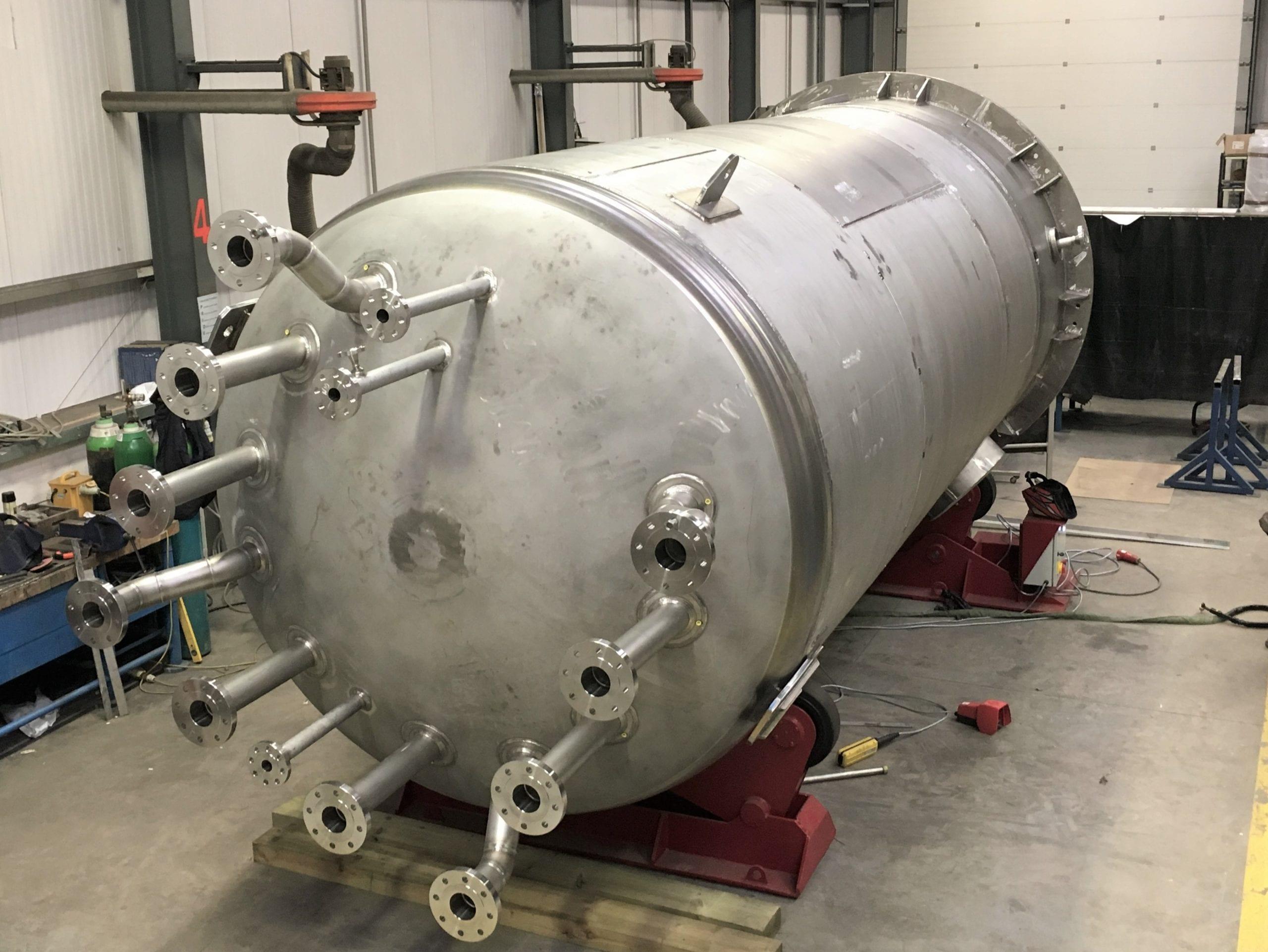 Super Duplex Seawater Reservoir-pressure-vessel-en13445-S32760