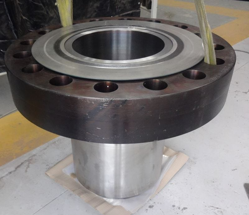 Flanged Closure for Nuclear Application Pressure-vessel-nuclear-forging-welding-105-CPE (4)