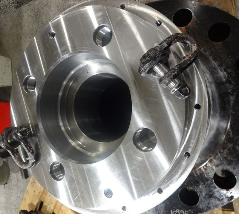 Flanged Closure for Nuclear Application Pressure-vessel-nuclear-forging-welding-105-CPE