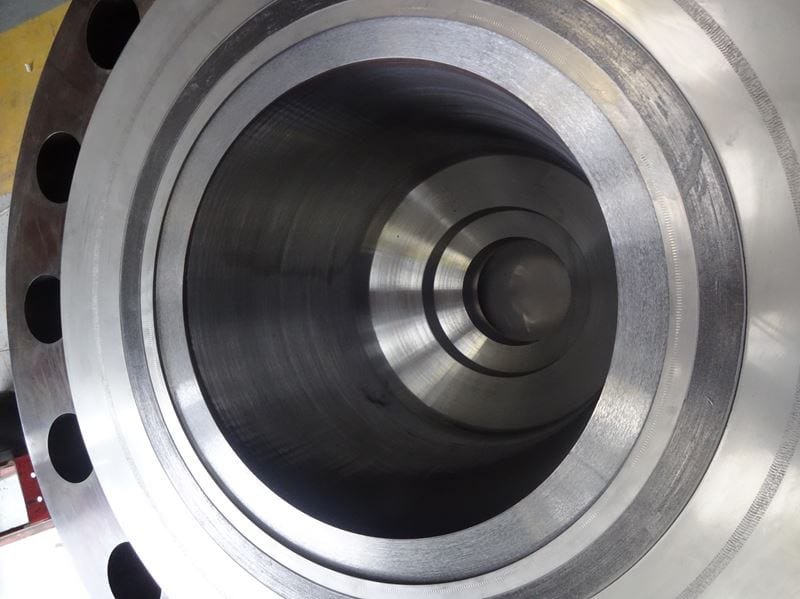 Flanged Closure for Nuclear Application Pressure-vessel-nuclear-forging-welding-105-CPE(2)