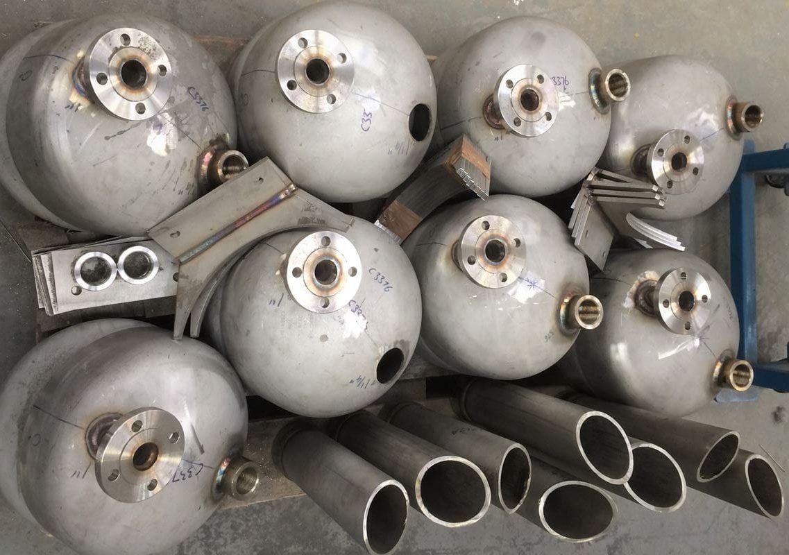 Pressure-vessel-nuclear-industry-stainless-steel-f