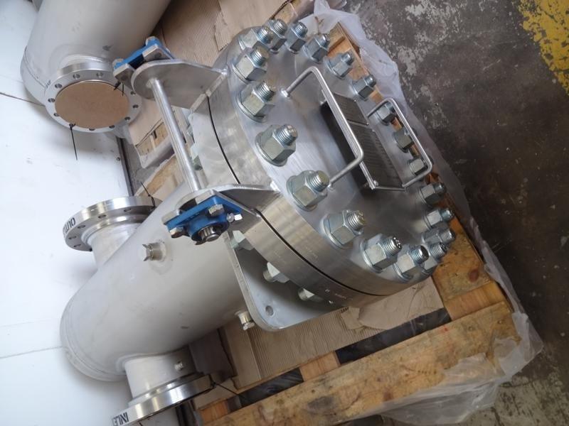 RFSO-flange-stainless-steel-304L-pressure-vessel