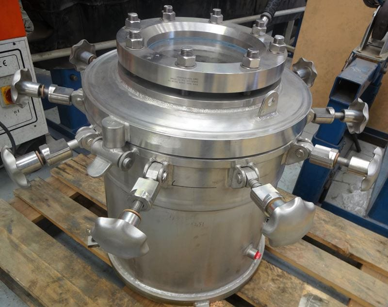 Stainless-Steel-Test-Pressure-Vessel-quick-access-sight-glass-swing-bolt-cpe (4)