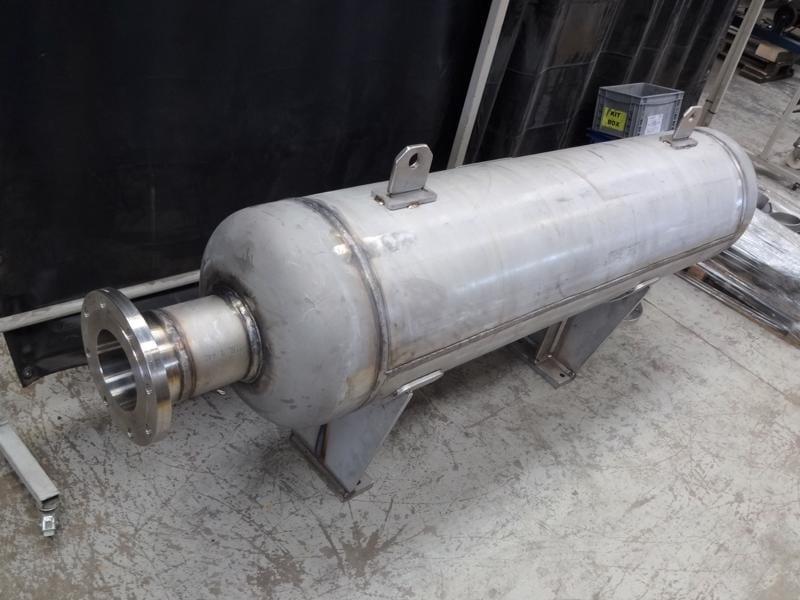 U-Stamp-pressure-vessel-silencer-bespoke-cpe-welding-uk