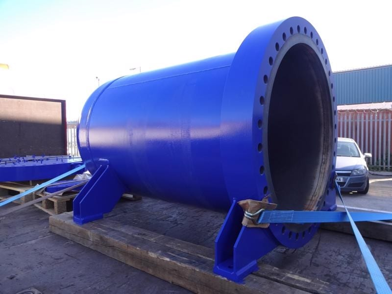 pressure-vessel-carbon-steel-thick-body-flange-test-CPE