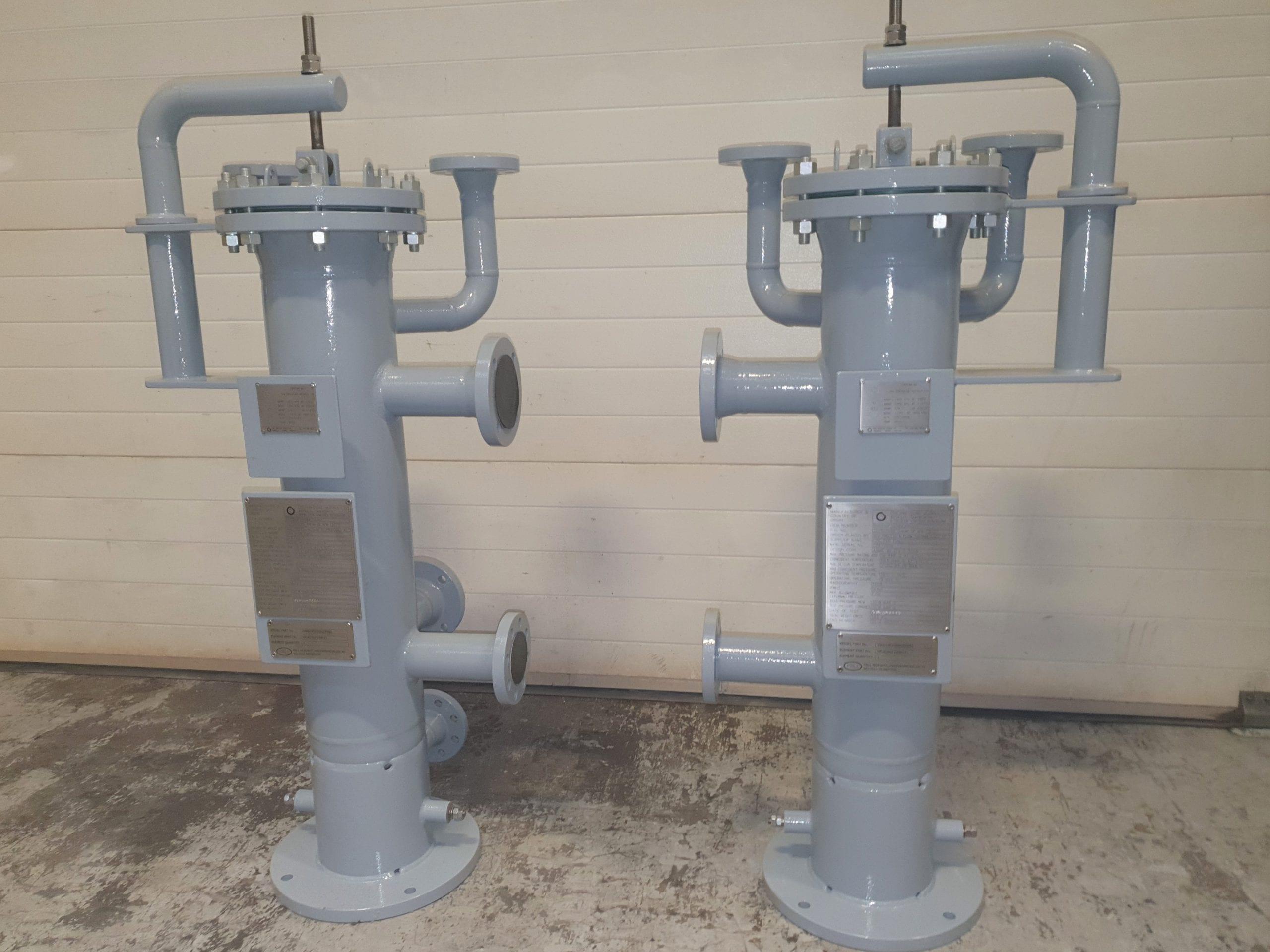 Filter Vessels ASME U Stainless Steel