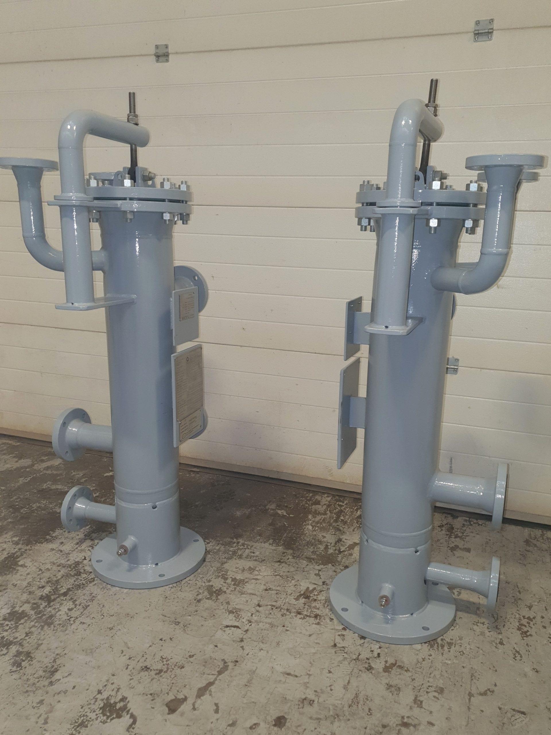 high specification filter vessels ASME U