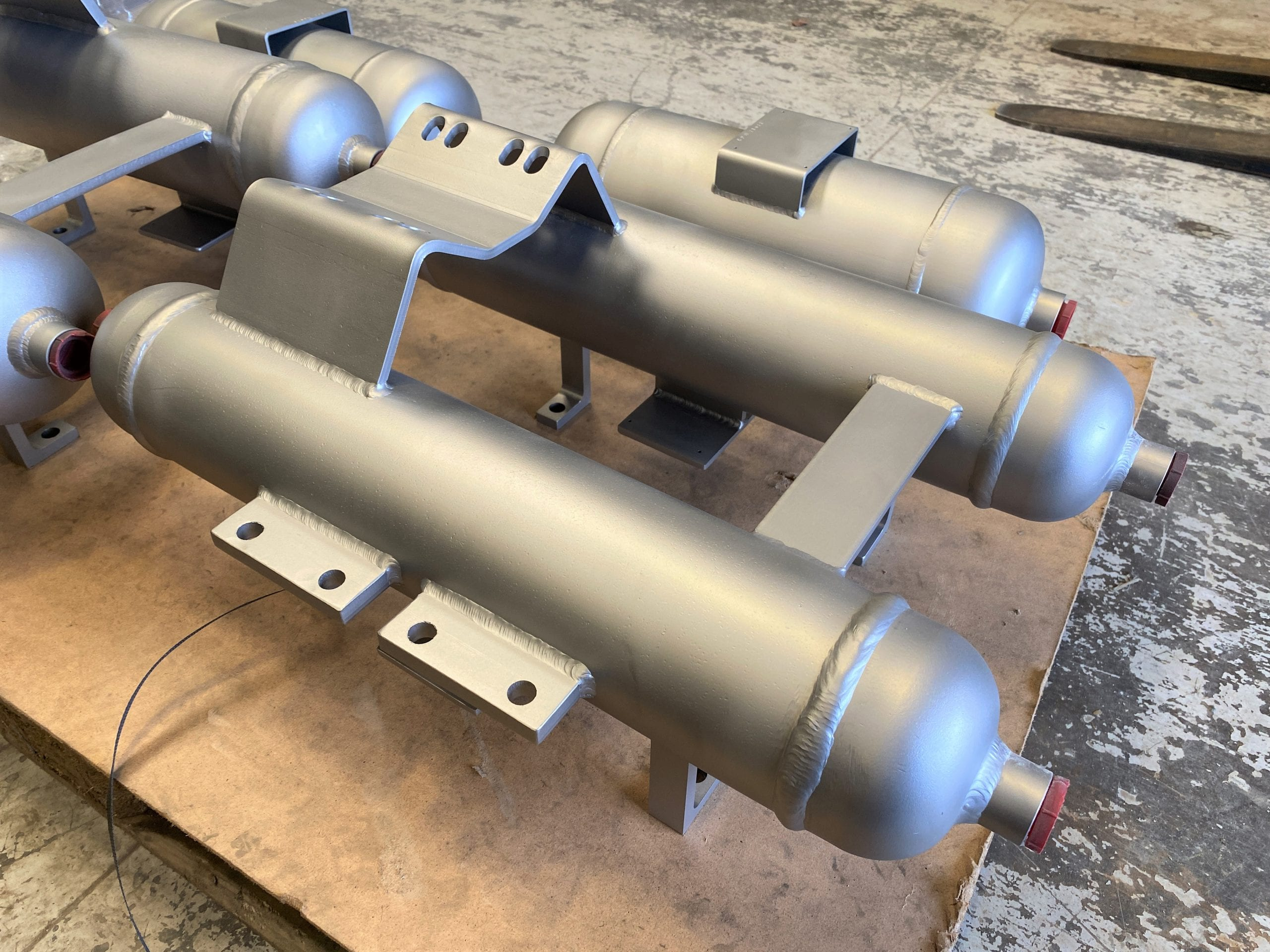 UKCA Mark Pressure Vessels from Stainless steel 316/L