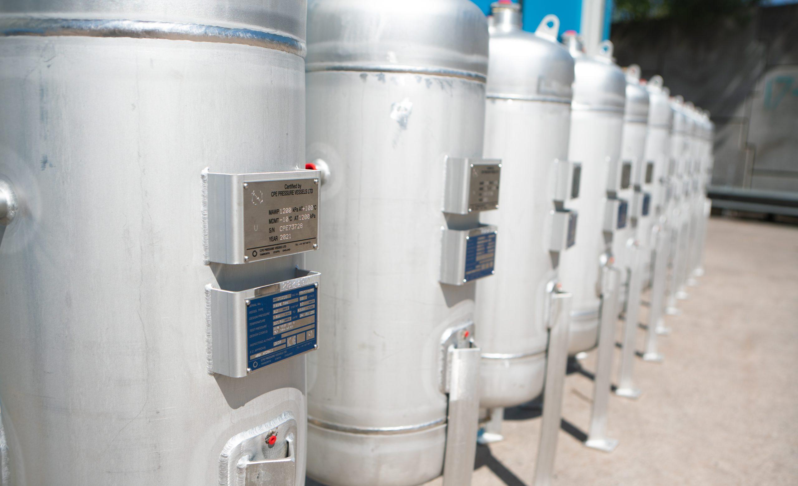 ASME U STAMP Air Receivers